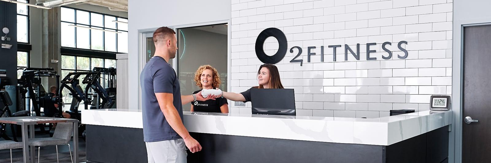O2 Fitness Club
