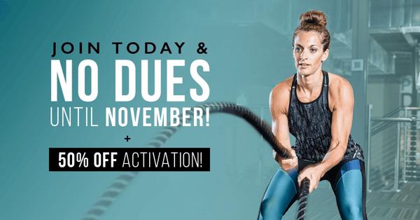 No Dues Until November + 50% Off Activation-1200x628