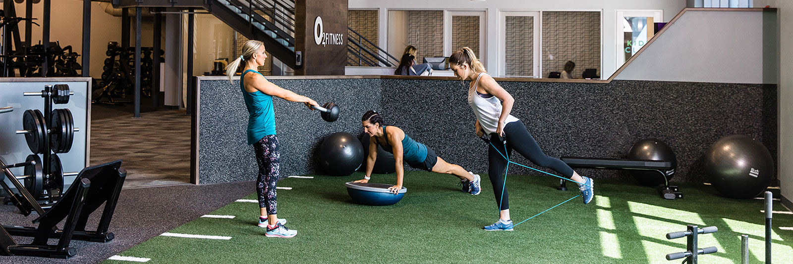 O2 Fitness 7-Day Free Trial